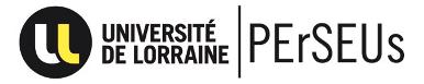 PErSEUs, soutient la Journée Internationale des Jeunes Chercheurs 2017 / Support the Early Career Researchers International conference